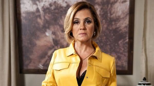 Adriana Esteves entre as atrizes mais bem pagas da Rede Globo