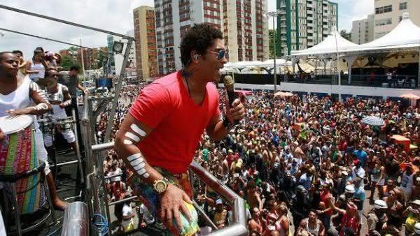 Bloco Timbalada entre os mais caros carnavais do brasil