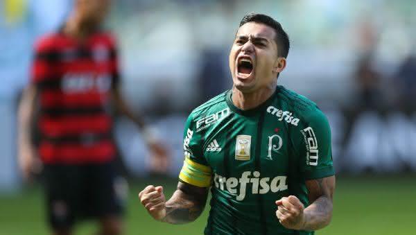 Dudu entre os atacantes mais bem pagos do brasil