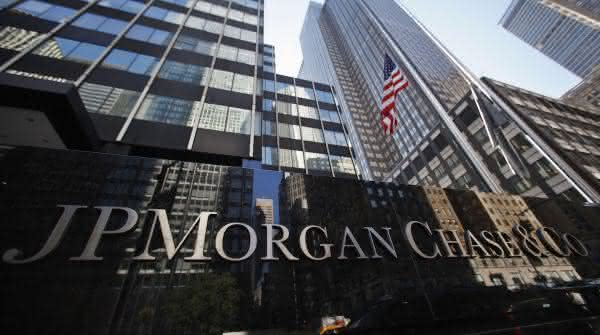 JPMorgan Chase entre os maiores bancos do mundo
