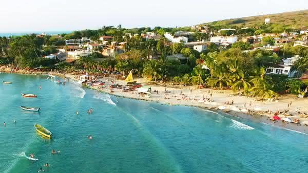 Praia de Jericoacoara entre as praias mais caras para morar no Brasil