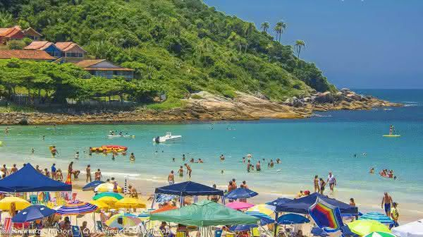 Praia de Quatro Ilhas entre as praias mais caras para morar no Brasil
