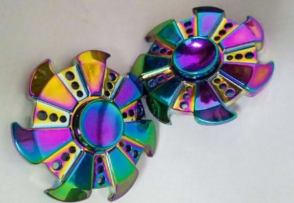 Turbine Spinner entre os spinners mais caros do mundo