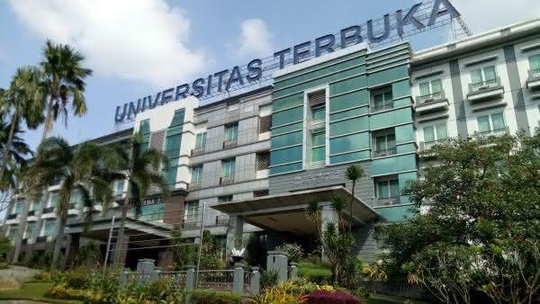 Universitas Terbuka entre as maiores universidades do mundo