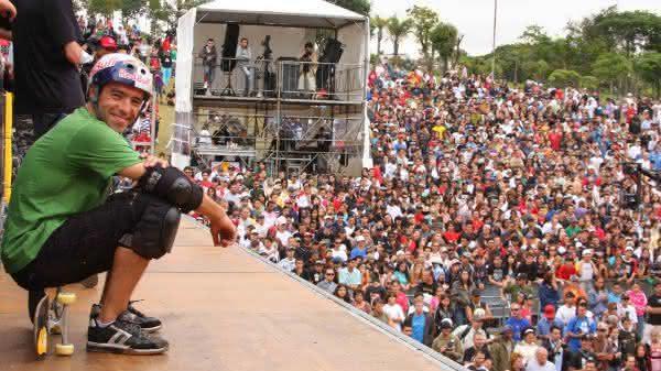 skate entre os esportes mais praticados no brasil