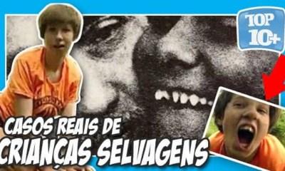 Top 10 casos reais de crianças selvagens 7