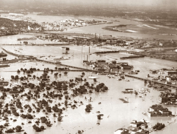 china 1931 entre as inundacoes mais mortais
