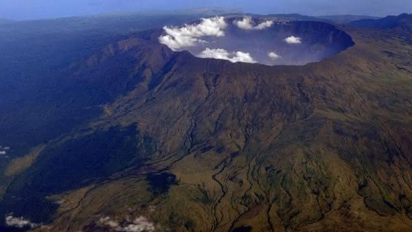 Mount Tambora entre as maiores erupcoes vulcanicas da historia