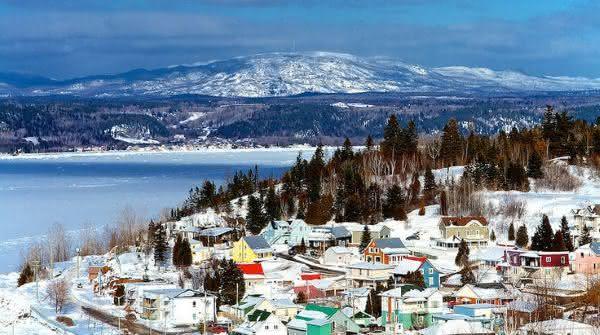 Saguenay entre as cidades com mais neve do mundo