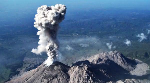 Santa Maria entre as maiores erupcoes vulcanicas da historia