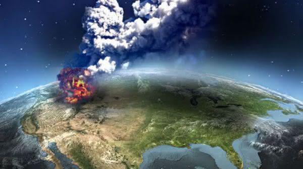 Yellowstone entre as maiores erupcoes vulcanicas da historia