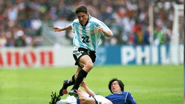 Zanetti entre os maiores jogadores da argentina em todos os tempos