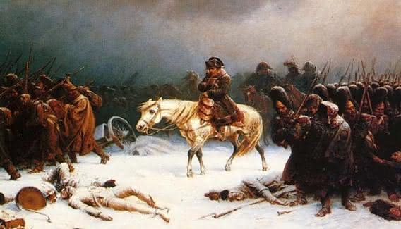 napoleao invasao russia