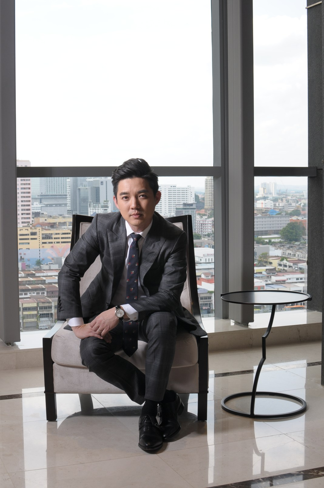 Dato' Colin Tan June Teng, the Group Managing Director of Hatten Group