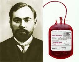 Alexander Bogdanov Inventos que terminaron con las vidadas de sus Inventores