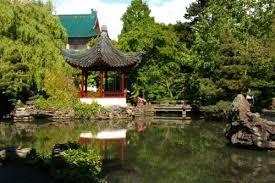 Dr. Sun Yat-Sen Jardín Atracciones Turísticas de Vancouver