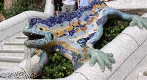 Park Güell mejores lugares para visitar en Barcelona España