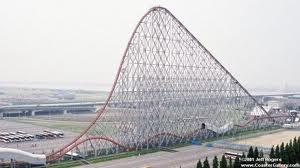 Steel Dragon 2000 Top 10 Mejores Montañas Rusas del Mundo