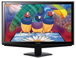 ViewSonic de 24 pulgadas 1080p Widescreen LED Monitor Monitores del 2014
