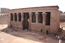Templo de Jnum - Templos de egipto
