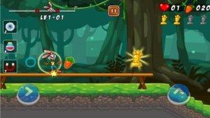 Bunny Skater Juegos ligeros para android