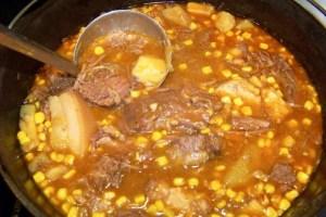 Ajiaco mejores comidas cubanas