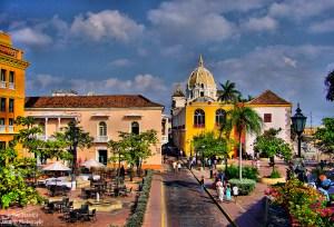 Cartagena de Indias mejores lugares turísticos de Colombia