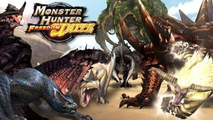 Monster Hunter Freedom Unite Mejores juegos para iOS