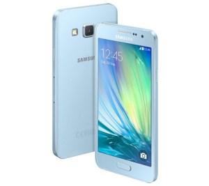 Samsung Galaxy A3 Mejores smartphones de 4.5 pulgadas