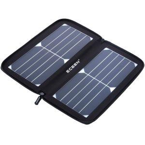 2 mejores cargadores solares para móviles