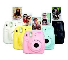 8 mejores cámaras de fotografías instantánea