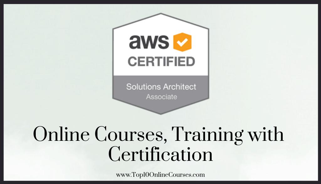 Best Aws Certified Solutions Architect Associate Online