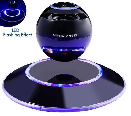 Levitating-Bluetooth-Speakers