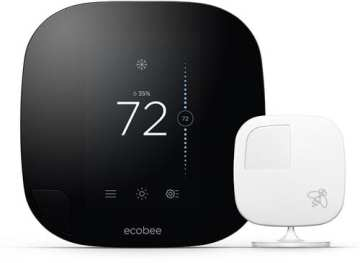 ecobee3-Smarter-Wi-Fi-Thermostat-with-Remote-Sensor,-2nd-Generation