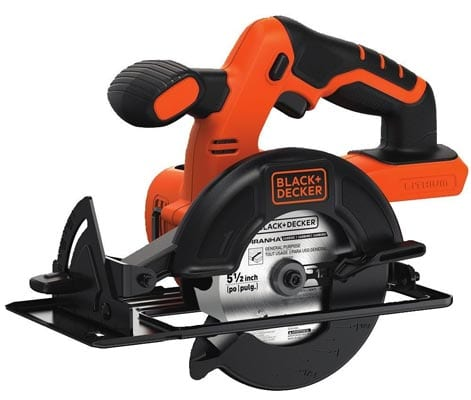 Black-&-Decker-BDCCS20B-20-Volt-MAX-Lithium-Ion-Circular-Saw-Bare-Tool,-5-1--2-Inch