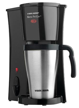 Black-&-Decker-DCM18S-Brew--Go-Personal-Coffeemaker-with-Travel-Mug