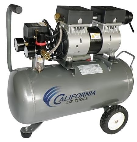 California-Air-Tools-CAT-6310-Ultra-Quiet-and-Oil-Free-1.0-Hp-6.3-Gallon-Steel-Tank-Air-Compressor