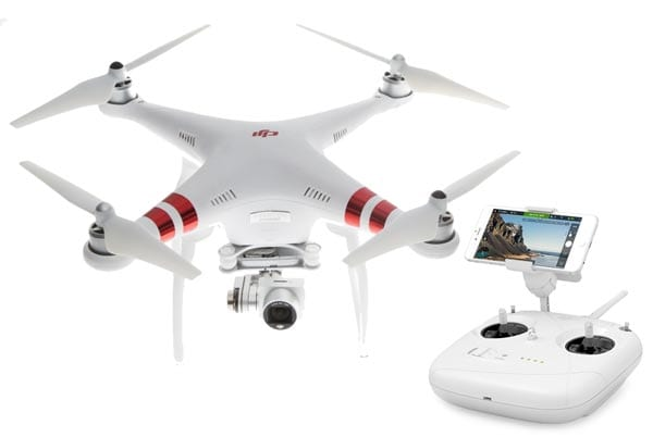 DJI-Phantom-3-Standard-Quadcopter-Drone-with-2.7K-HD-Video-Cameras