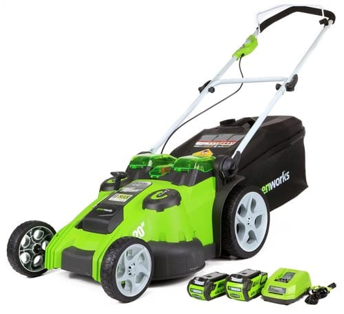 GreenWorks-25302-Twin-Force-G-MAX-40V-Li-Ion-20-Inch-Cordless-Lawn-Mower-with-2-Batteries-and-a-Charger-Inc.