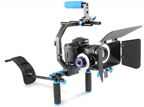 Neewer-Professional-DSLR-Rig-Set-Movie-Kit-Film-Making-System-for-All-DSLR-Cameras-and-Video-Camcorders