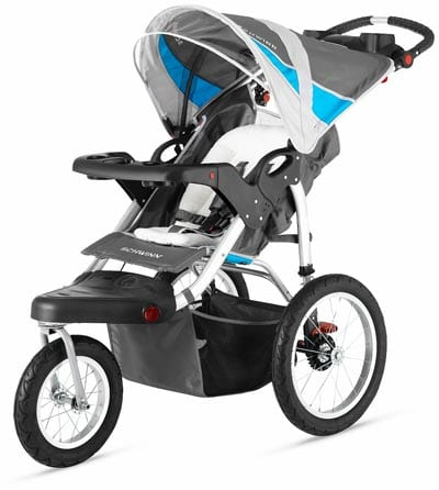 Schwinn-Turismo-Swivel-Single-Jogger