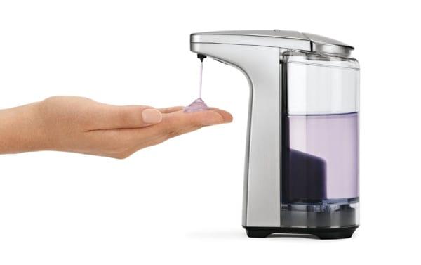 top 5 automatic hand soap dispenser reviews - top10rec