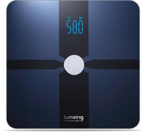 Lumsing-Smart-Body-Analyzer-Bluetooth-Digital-Scale-with-Free-App-for-iOS,-Android-(Darkblue)