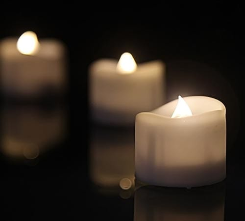 eLander-LED-Tea-Lights-Flameless-Candle-with-Timer,-6-Hours-On-and-18-Hours-Off,-1.4-x-1.6-Inch.,-12-Pieces,-White