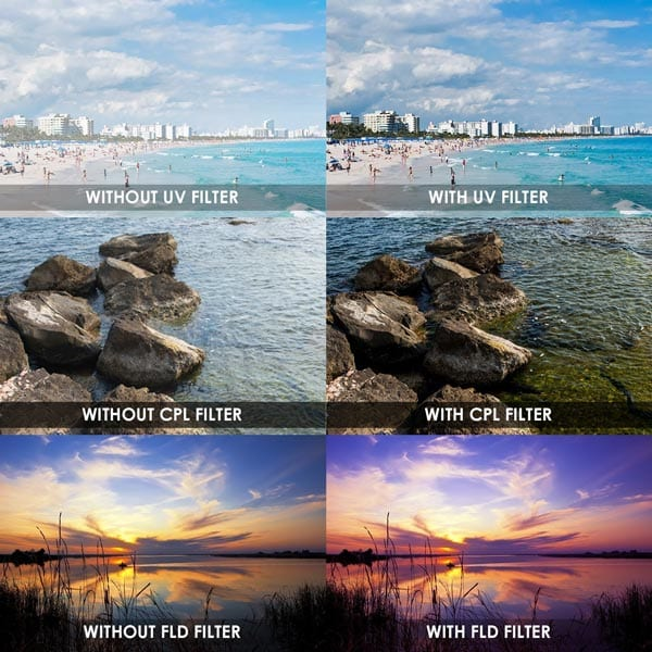 Camera-Lens-Filters