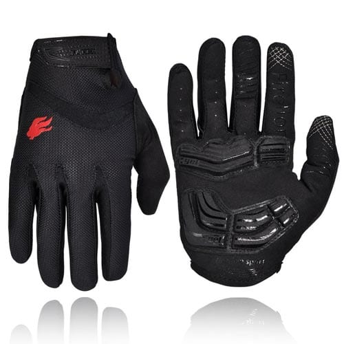 FIRELION-Unisex-Outdoor-Gel-Touch-Screen-Cycling-Gloves-Mountain-Bike-Bicycle-MTB-DH-Downhill-Off-Road-Glove
