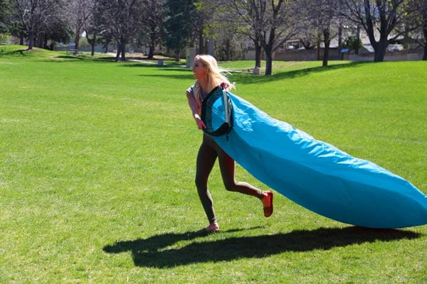 Inflatable-Sleeping-Bag