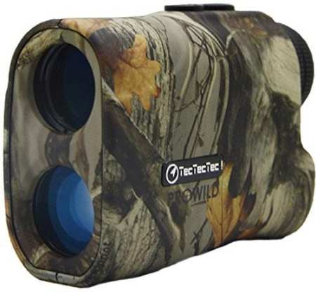 TecTecTec-ProWild-Hunting-Rangefinder---Laser-Range-Finder-for-Hunting-with-Speed,-Scan-and-Normal-measurements