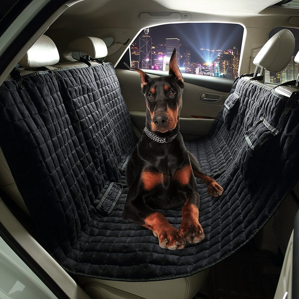 it protects your entire back seat well  passengers can sit down by unzipping the cover  it u0027s very easy to install and adjust  top 8 best dog car seat covers in 2018 reviews   top10rec  rh   top10rec