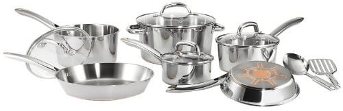 Top 10 Best Stainless Steel Cookware Set 2017 Reviews